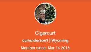 Cigarcurt