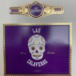 Crowned Heads Las Calaveras EL 2020 cigar packaging