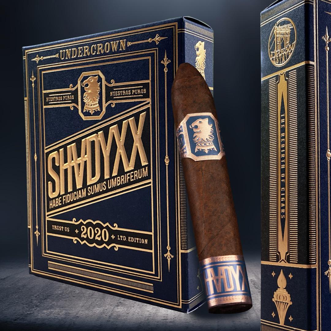 Drew Estate Undercrown ShadyXX 2020 cigar