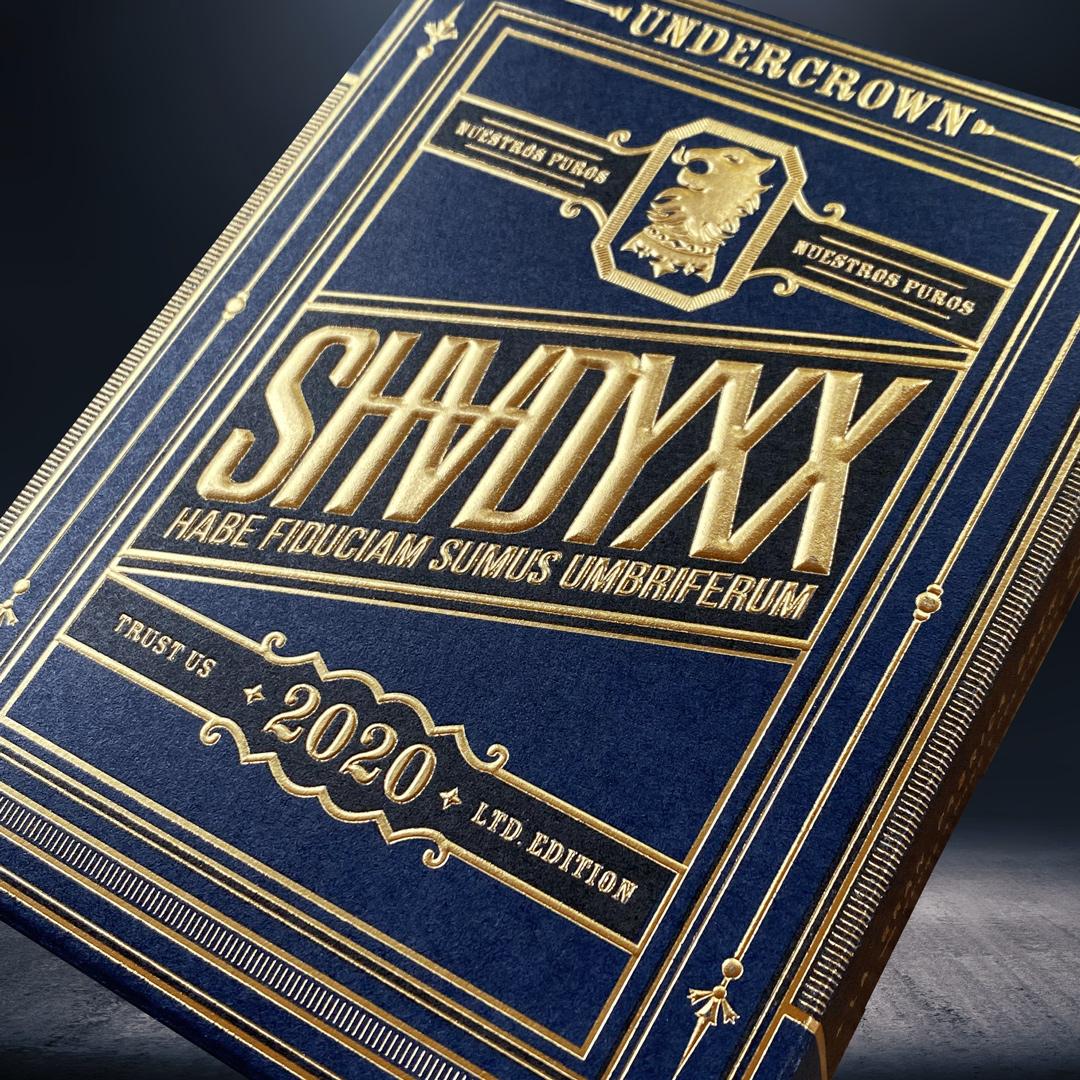 Drew Estate Undercrown ShadyXX 2020 packaging