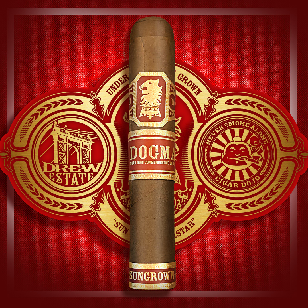 Drew Estate Undercrown Dogma Sun Grown cigar