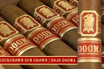 Drew Estate Undercrown Dogma Sun Grown cigars