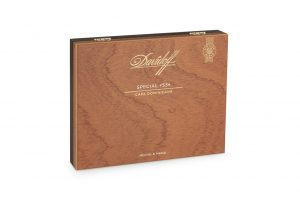Davidoff Special 53 - Capa Dominicana cigar box closed