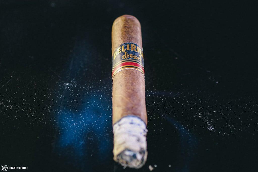 Diesel Delirium (2020) cigar ash