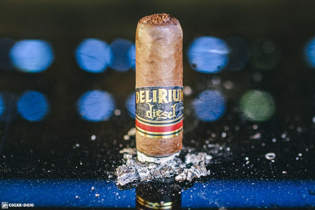 Diesel Delirium (2020) cigar nub finished