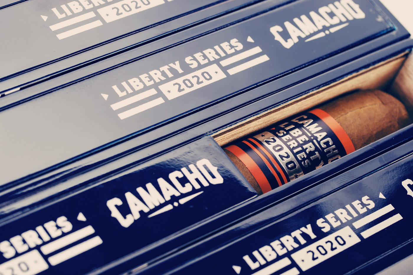 Camacho Liberty 2020 cigar review