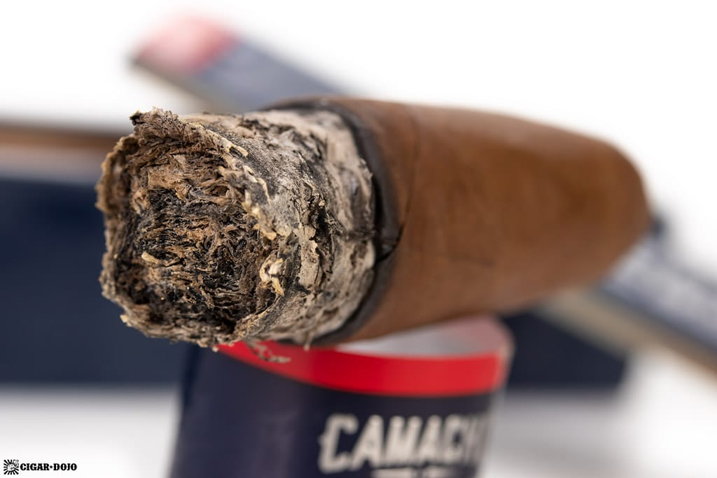Camacho Liberty 2020 cigar nub finished