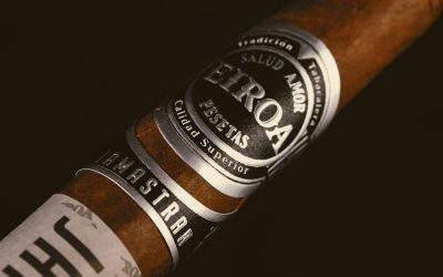 Eiroa Jamastran 11/18 cigar review