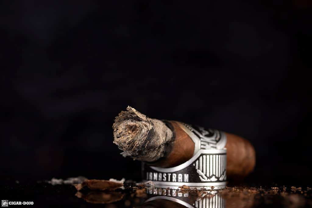 Eiroa Jamastran 11/18 cigar nub finished