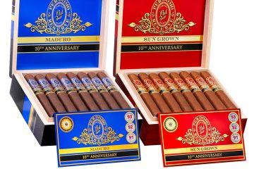 Perdomo Reserve 10th Anniversary Box-Pressed Maduro & Sun Grown announcement