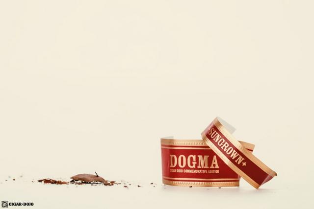 Drew Estate Undercrown Dogma Sun Grown cigar bands