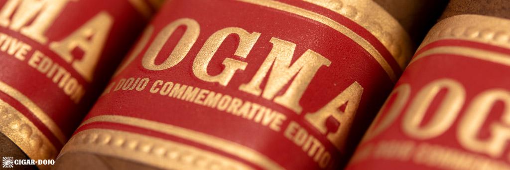 Undercrown Dogma Sun Grown cigar band closeup