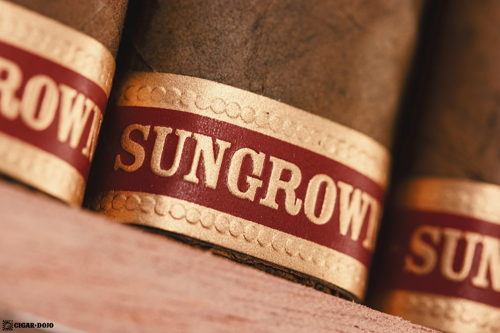 Drew Estate Undercrown Dogma Sun Grown cigar foot band