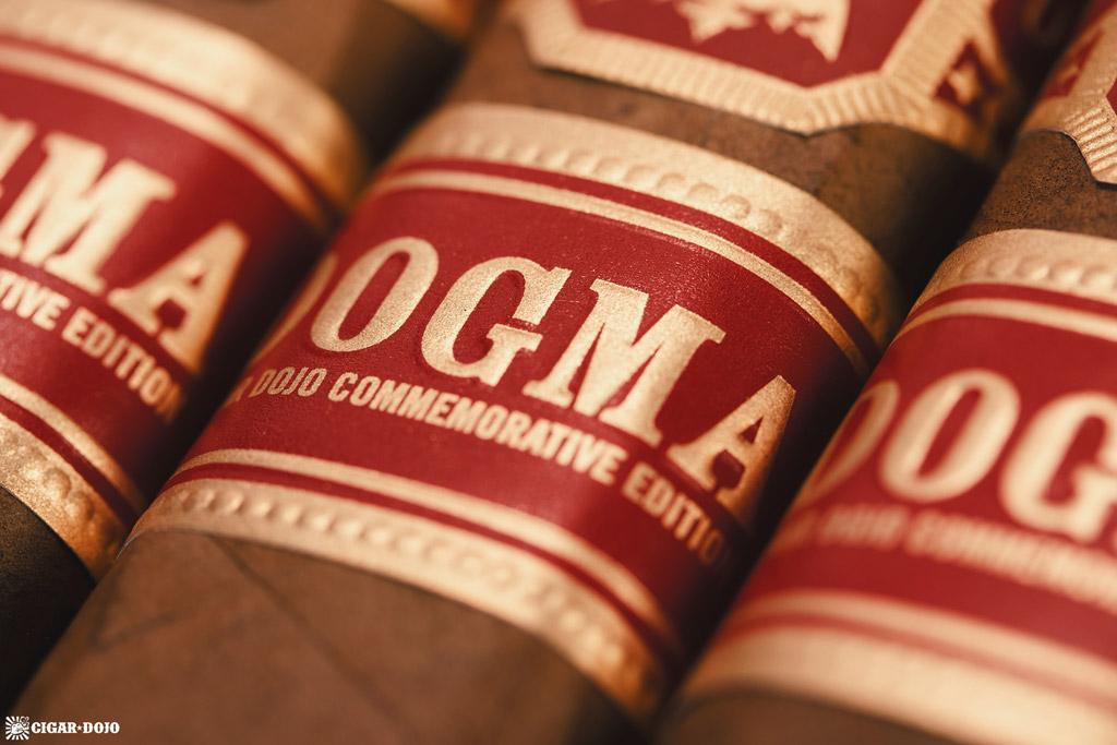 Photo Review: Undercrown Dogma Sun Grown - Cigar Dojo