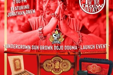Drew Estate Undercrown Dogma Sun Grown Pre-Sale Launch Party