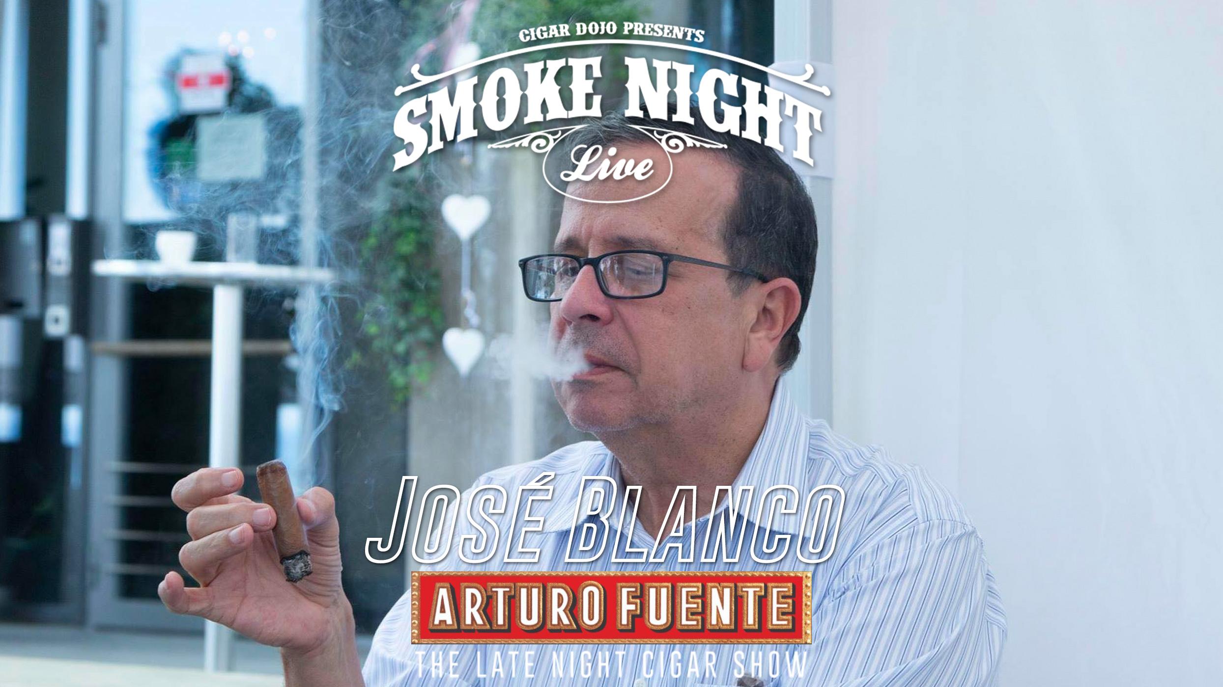 José Blanco Arturo Fuente