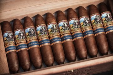 Foundation El Güegüense 5 Year Aniversario cigars