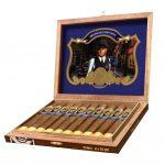 Protocol Eliot Ness cigar box open