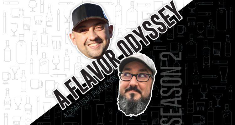 Flavor Odyssey Season 2 graphic