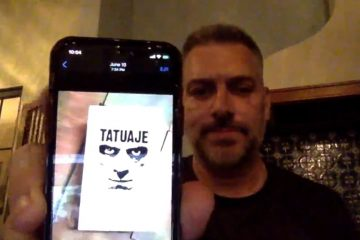 Pete Johnson Teases Tatuaje Karloff box design