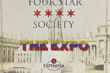 Espinosa The Expo official graphic