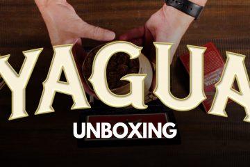 J.C. Newman Yagua unboxing
