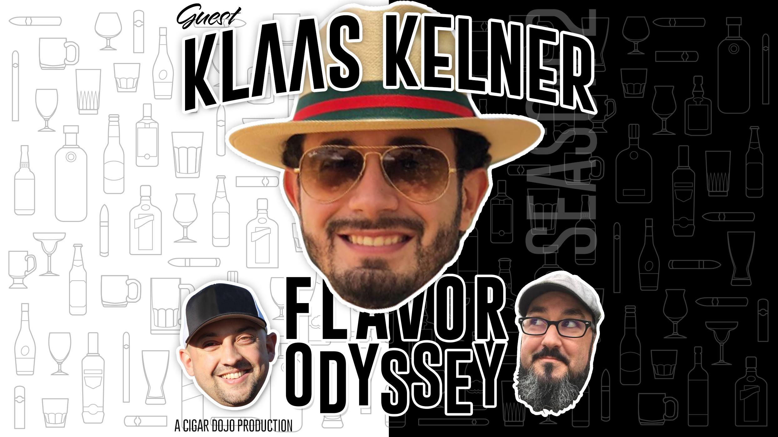 Interview with Davidoff's Klaas Kelner