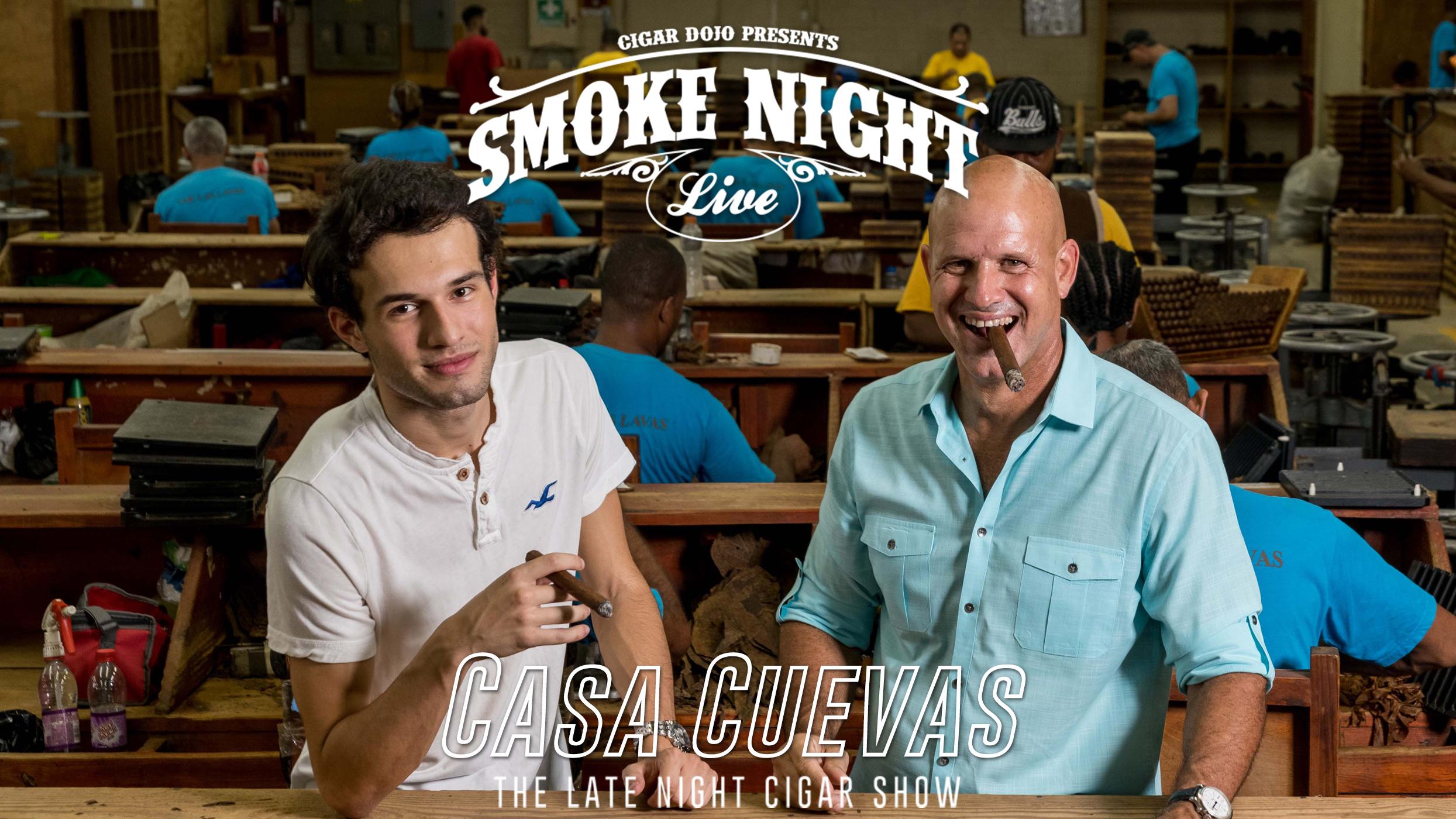 Casa Cuevas Cigars Interview
