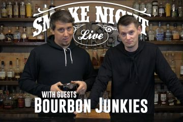 Bourbon Junkies interview
