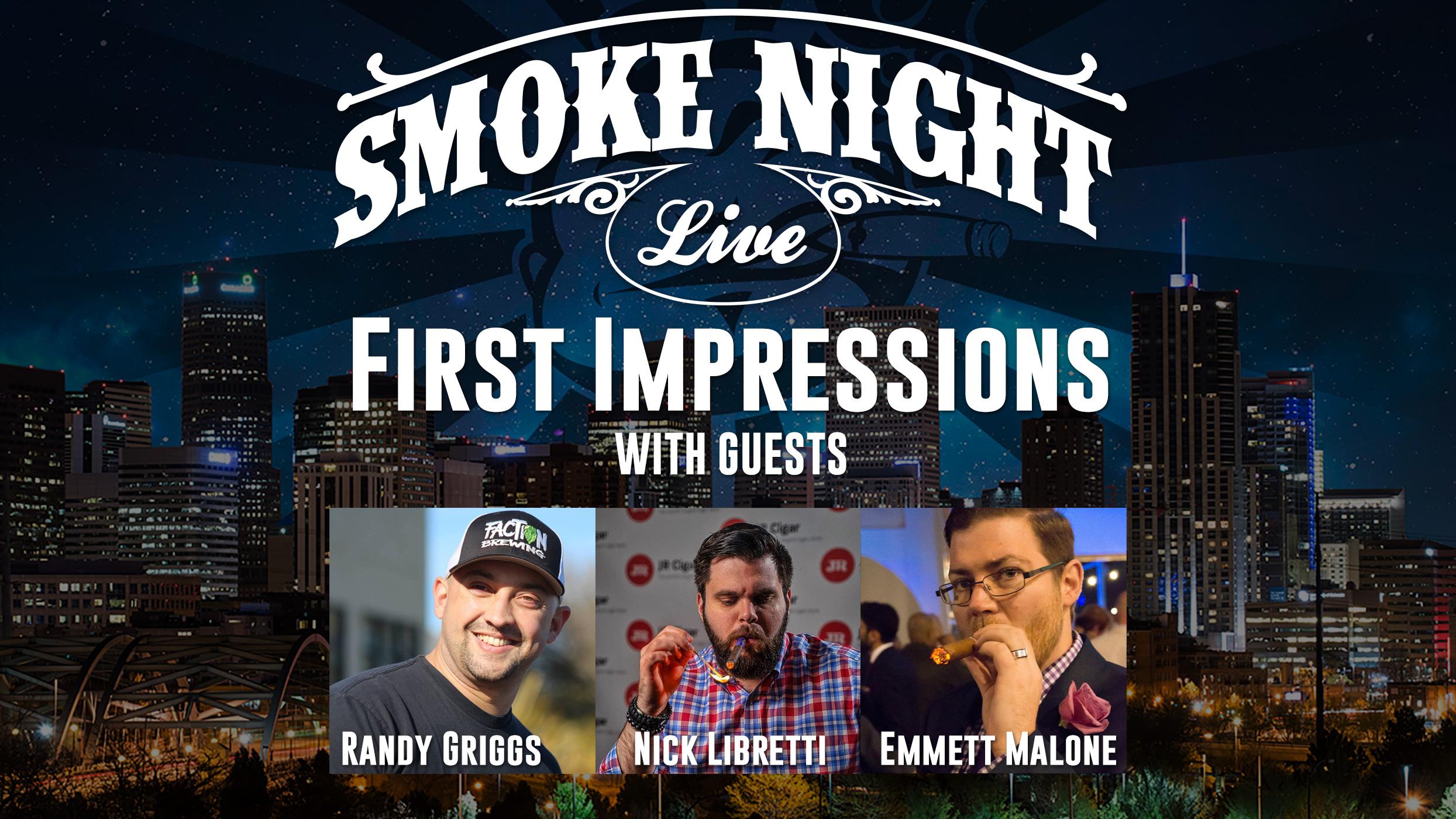 Smoke Night LIVE