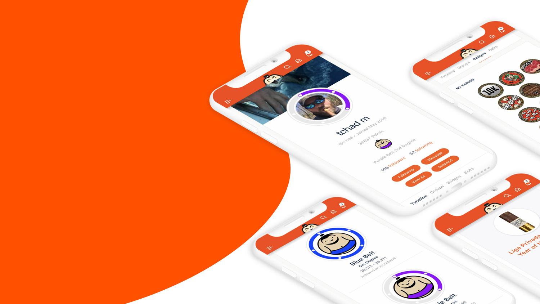 Cigar Dojo app 2.0 graphic