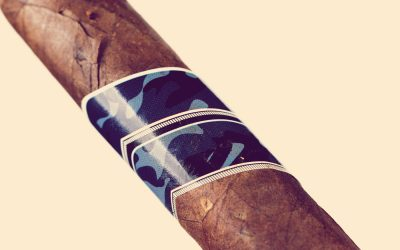 Fratello Camo Blu Toro cigar review
