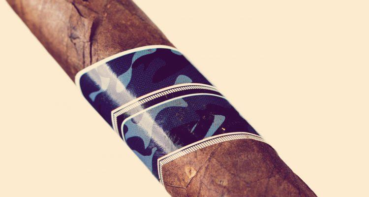 Fratello Camo Blu Toro cigar review