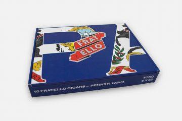 Fratello Pennsylvanian box