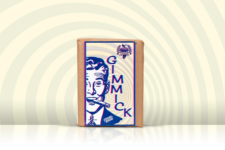 Cigar Dojo Lost & Found Gimmick cigar packaging