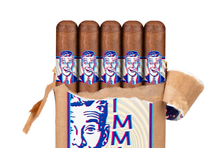 Cigar Dojo Lost & Found Gimmick cigar open bundle