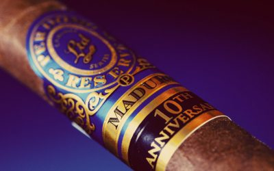 Perdomo Reserve 10th Anniversary Box-Pressed Maduro Epicure cigar review