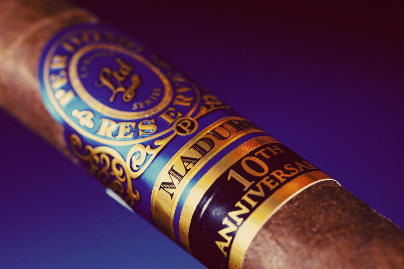 Perdomo Reserve 10th Anniversary Box-Pressed Maduro Epicure cigar review