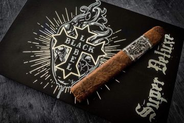 Black Label trading Company Super Deluxe cigar
