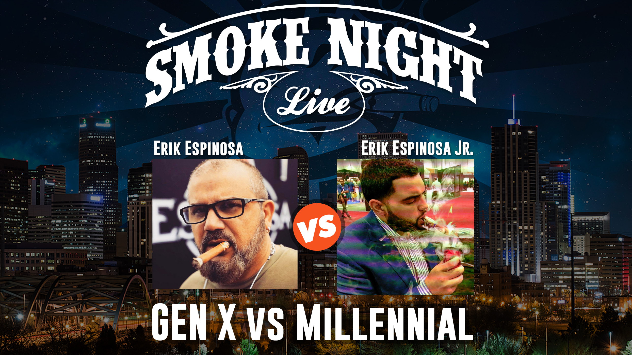 Erik Espinosa cigars interview