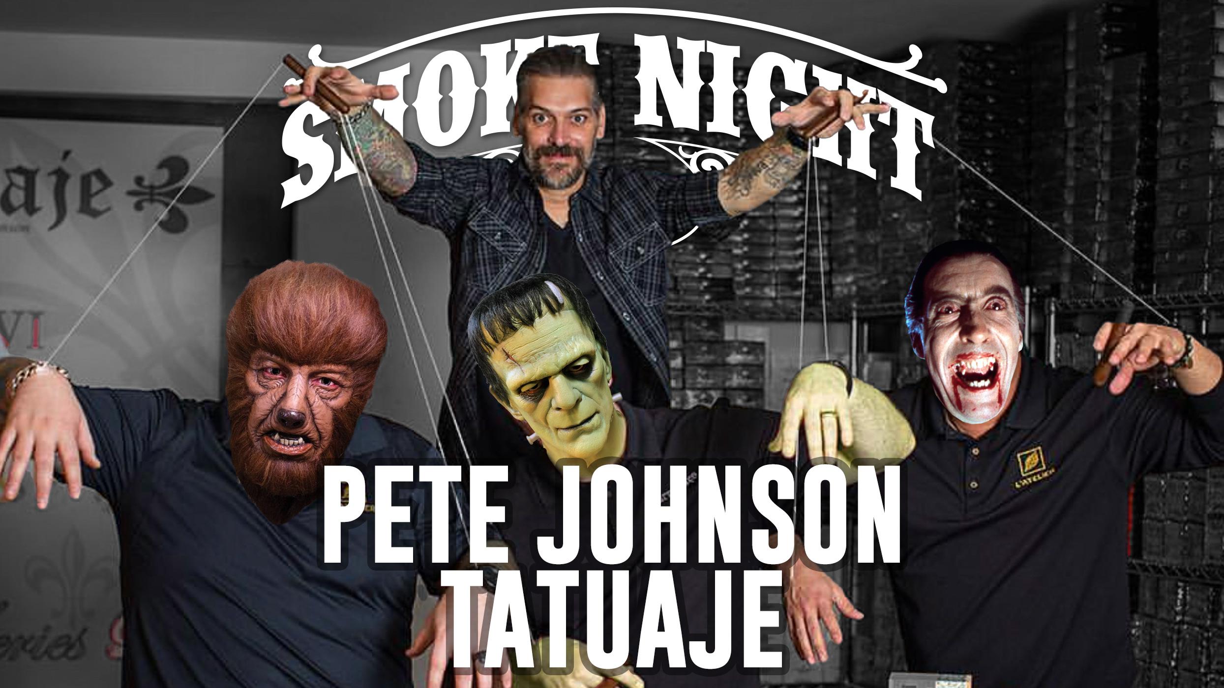 Pete Johnson Tatuaje Interview