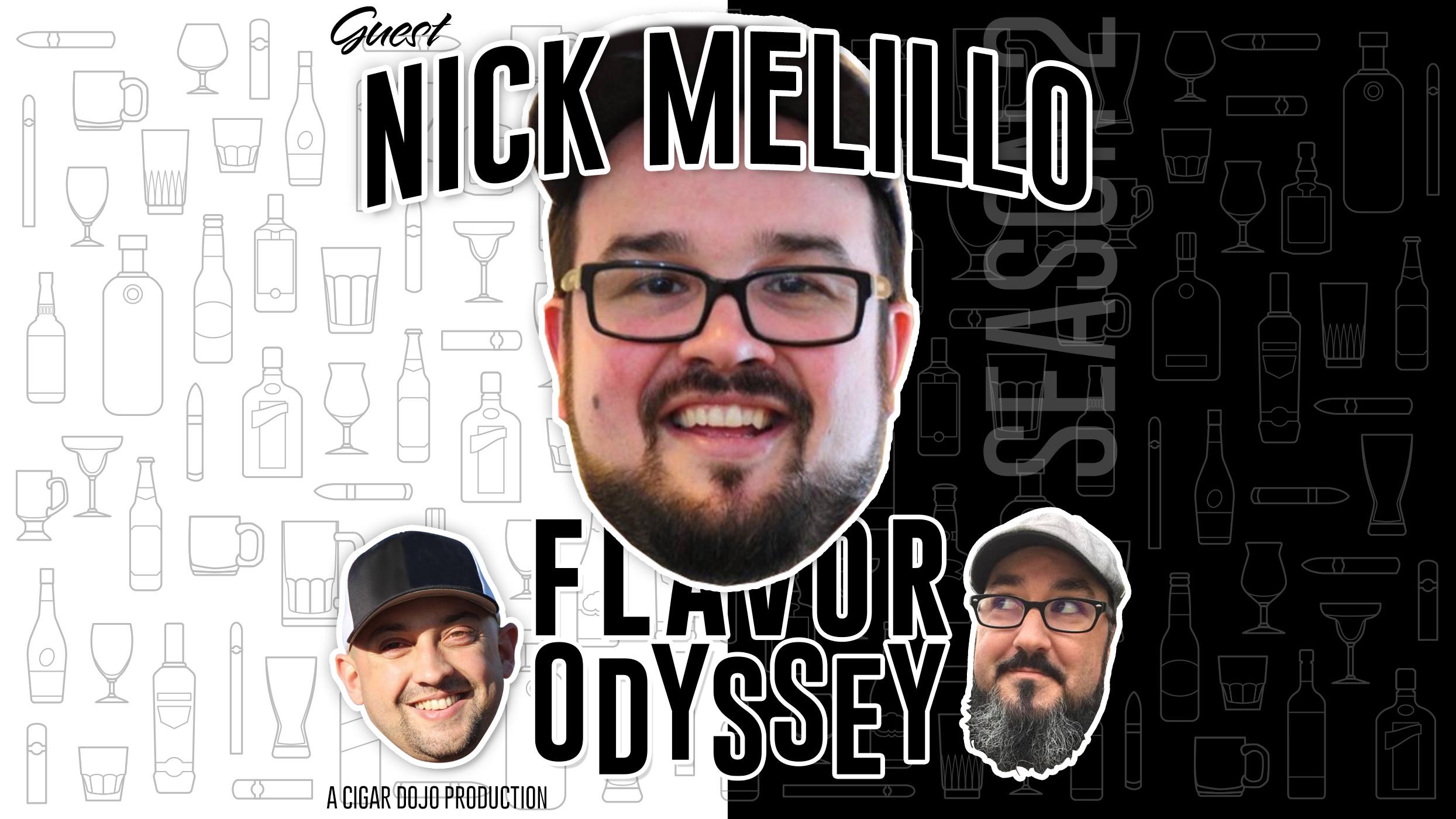 Nick Melillo interview