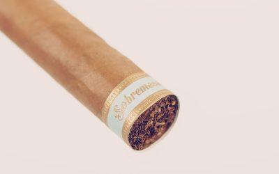Sobremesa Brûlée Blue cigar review