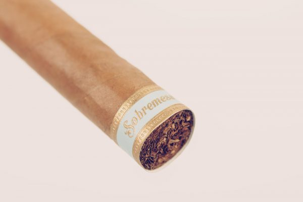 Sobremesa Brûlée Blue cigar review
