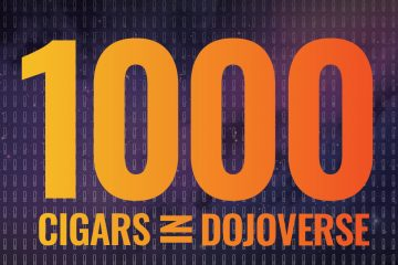 1,000 cigars in Dojoverse