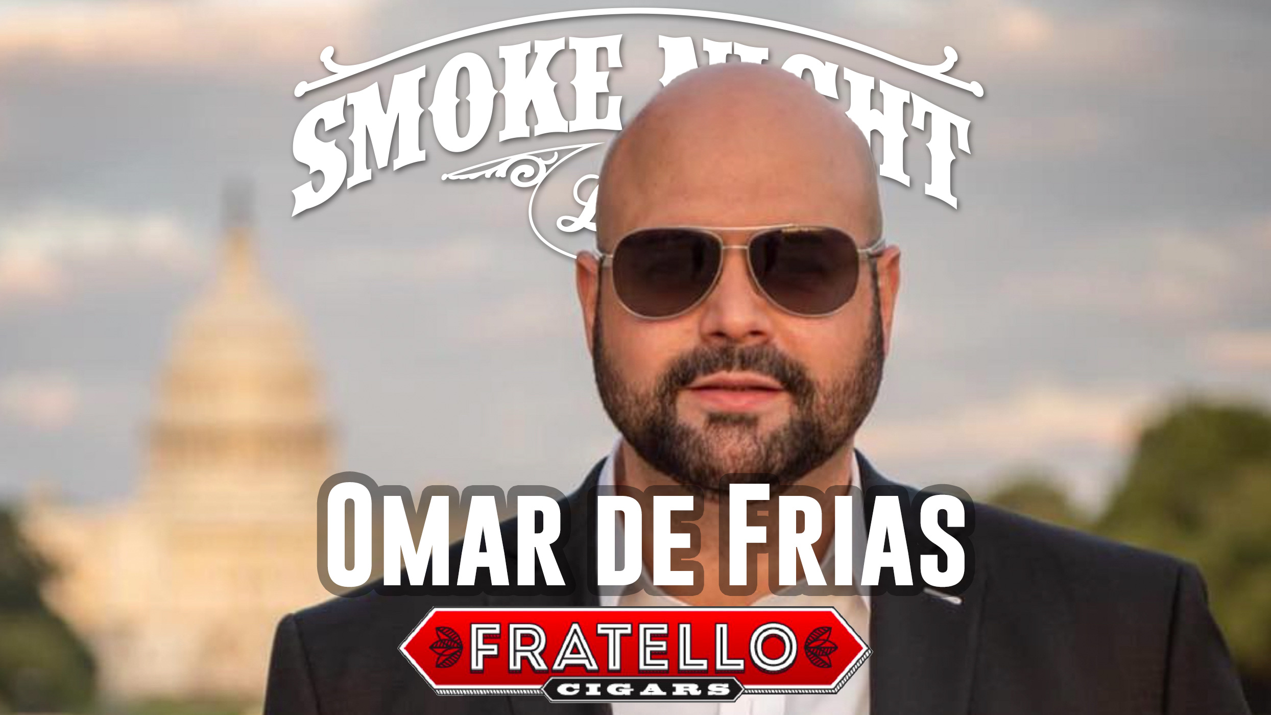 Omar de Frias Fratello Cigars