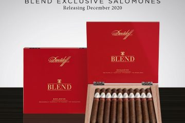Davidoff and BLEND Bar Collaboration