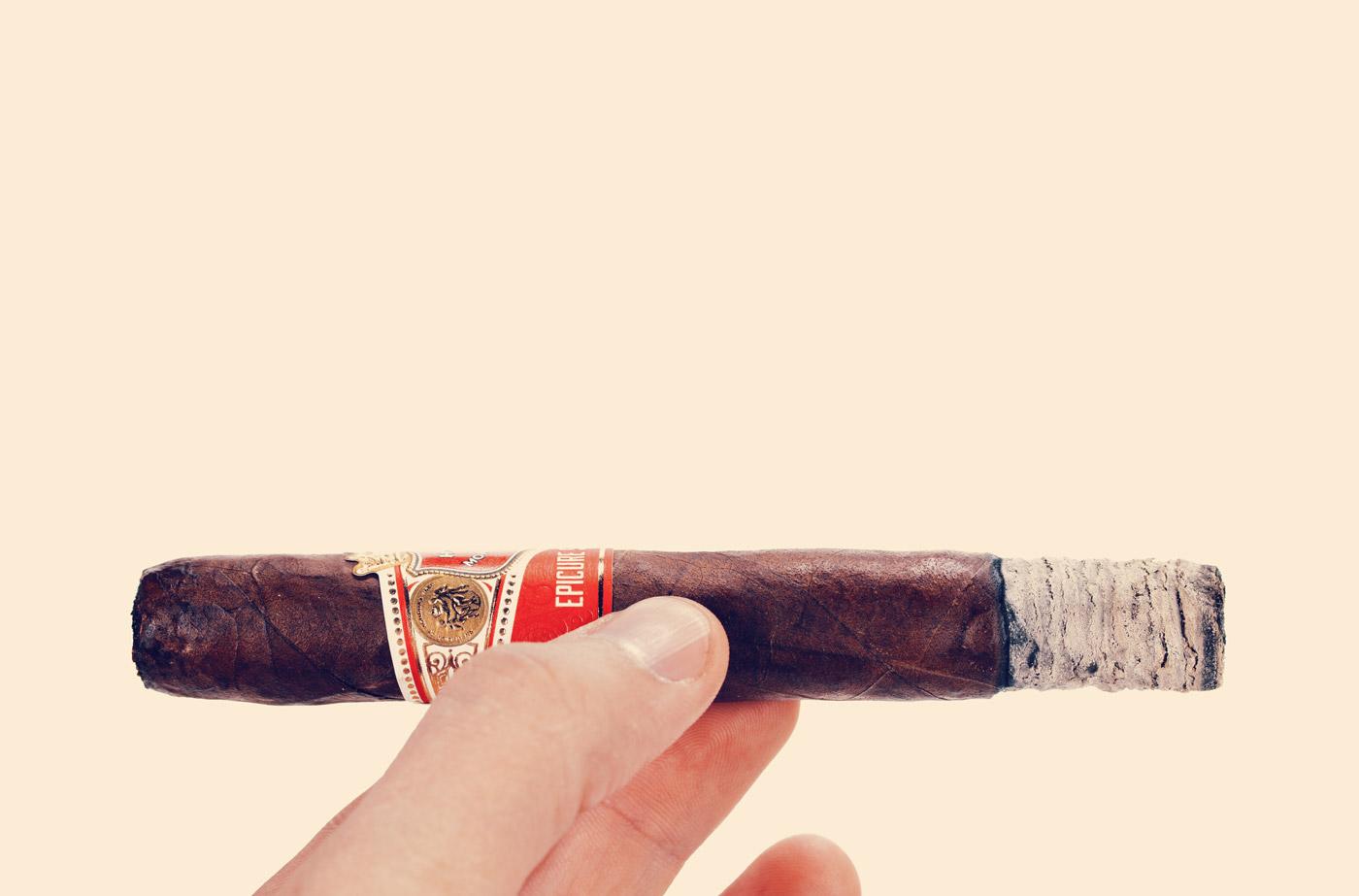 Hoyo de Monterrey Epicure Selección No.1 cigar review
