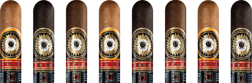 Perdomo Double Aged 12-Year Vintage cigars