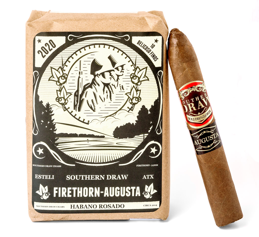 Southern Draw Firethorn Augusta packaging